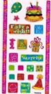 Make A Wish Crystal Sticker Toppers - PMA6503S